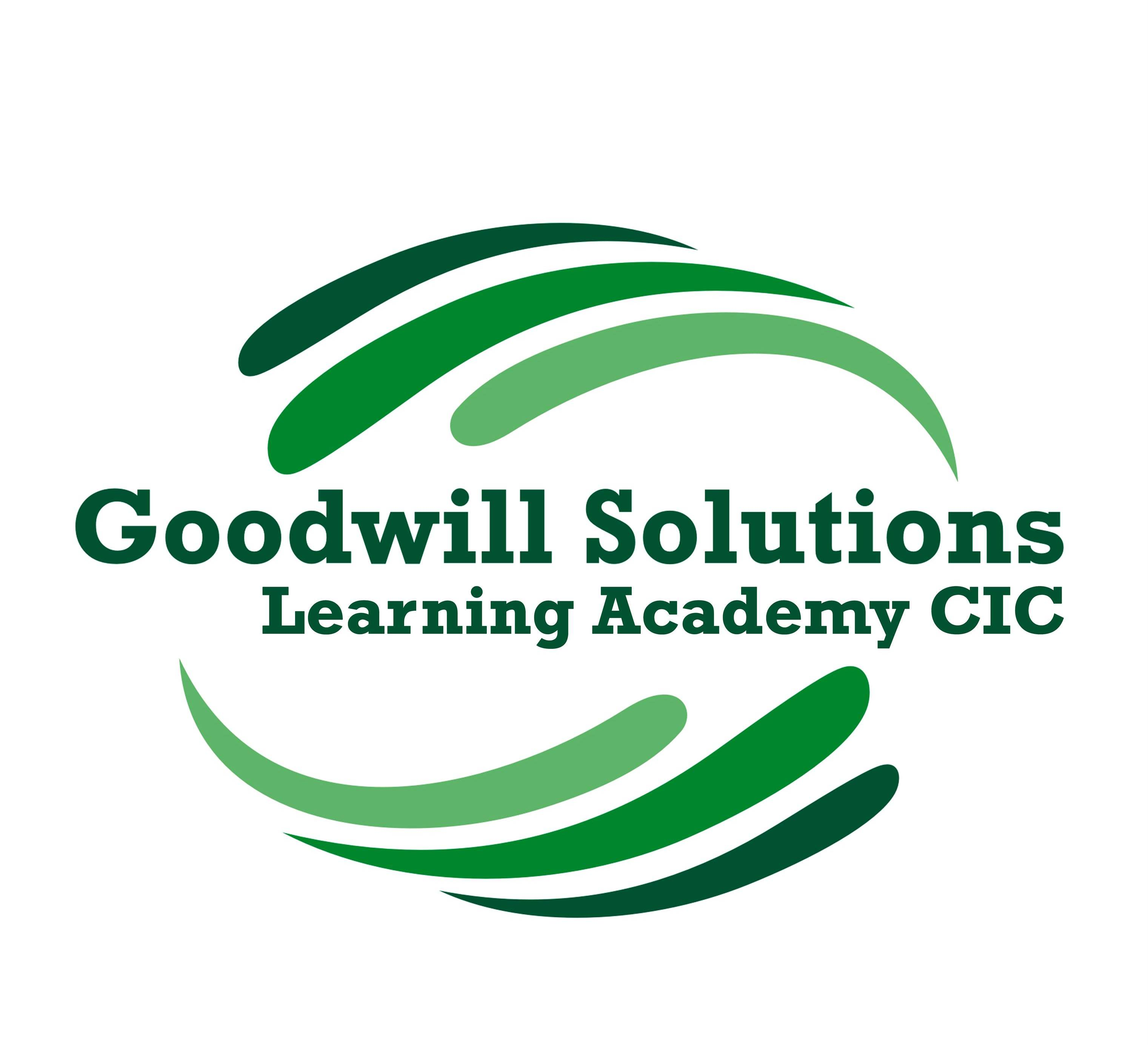 Goodwill Solutions Learning Academy CIC
